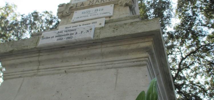 image 19 mars, annulation des commémorations