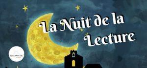 Affiche Nuit de la Lecture