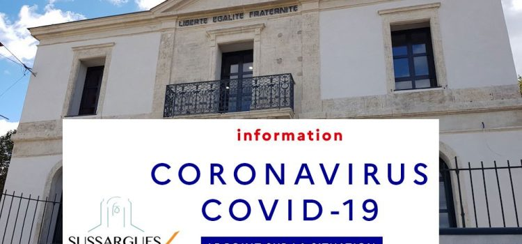image Informations spéciales COVID-19