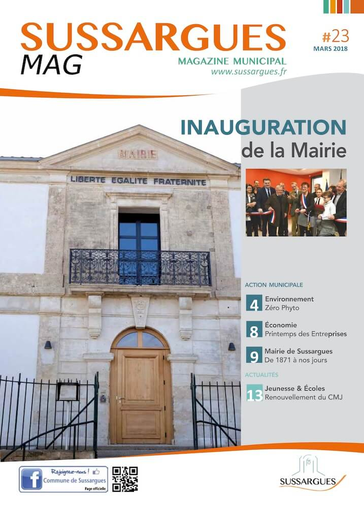 Image Inauguration de la mairie