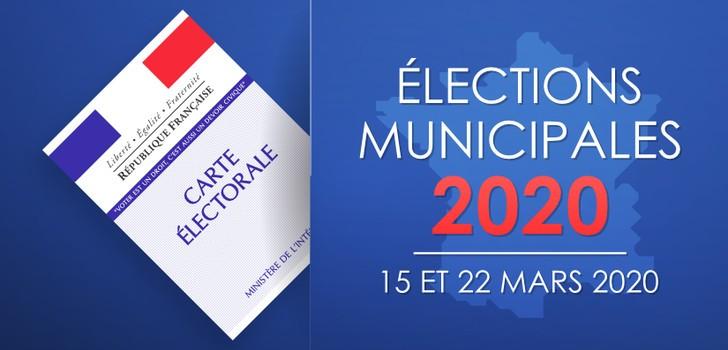 image Résultats des élections municipales