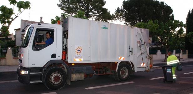 image Ramassage de ordures ménagères