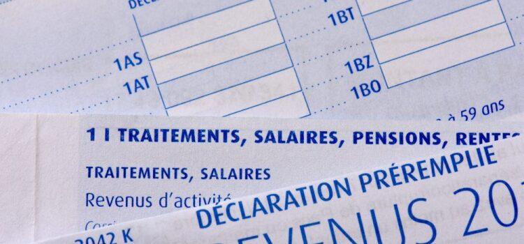 image Calendrier de la déclaration d'impôts 2020