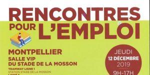 Rencontres emploi Montpellier
