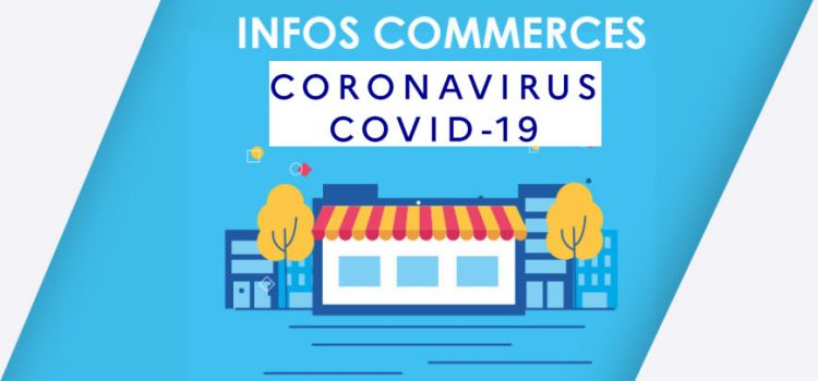 image COVID-19 : Informations commerçants / Services de Sussargues