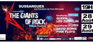 festival the giants of rock