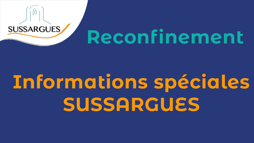 Image RECONFINEMENT : UN POINT SUR SUSSARGUES