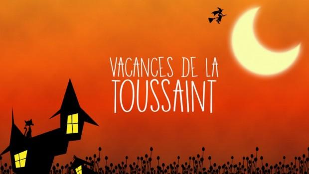 Image VACANCES DE LA TOUSSAINT